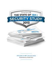 Letölthető az aktuális IBM i5/OS Biztonsági tanulmány!